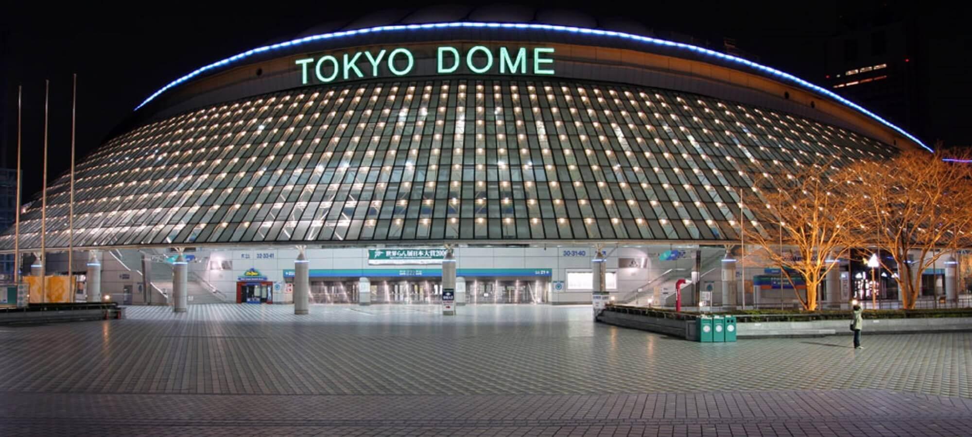 「東京ドーム」の画像検索結果